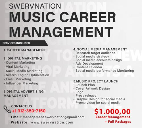 music career management