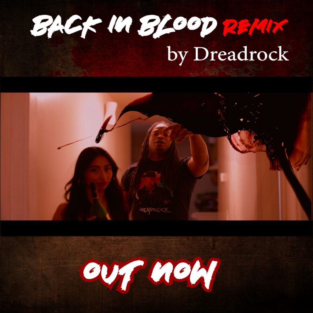 Dreadrock Back in Blood